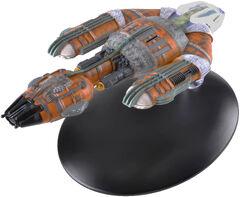 Eaglemoss 149 Krenim Warship