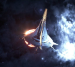 Federation starbase, 2230s