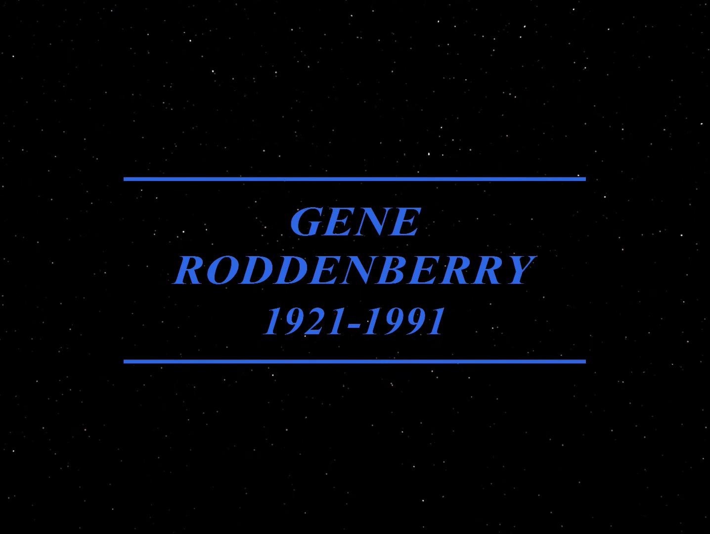 Gene Roddenberry Memory Alpha Fandom Powered By Wikia