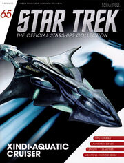 Star Trek Official Starships Collection Issue 65