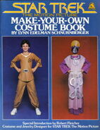 Star Trek The Motion Picture Make-Your-Own Costume Book