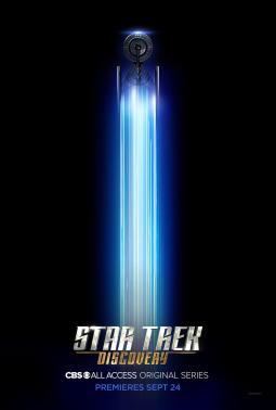 Star trek discovery, affiche juin