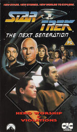 TNG vol 56 UK VHS cover