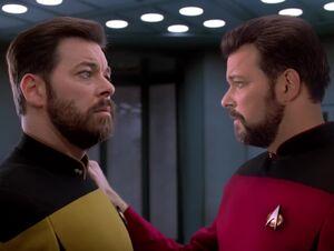 Thomas and William Riker