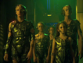 Borg-children