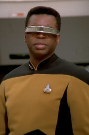 Geordi La Forge, 2368