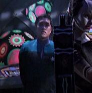 Holographic Starfleet officer 4 2377