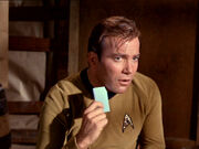 Kirk inventing fizzbin