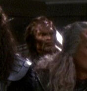 Klingon flag officer 6