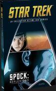 La collection ultime des comics, spock réflexions