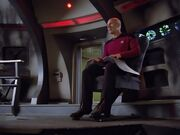 Picard stargazer command chair
