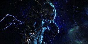 Ripper in space