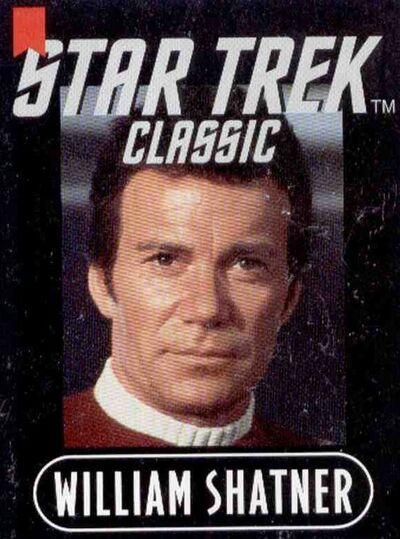 Star Trek Classic - William Shatner
