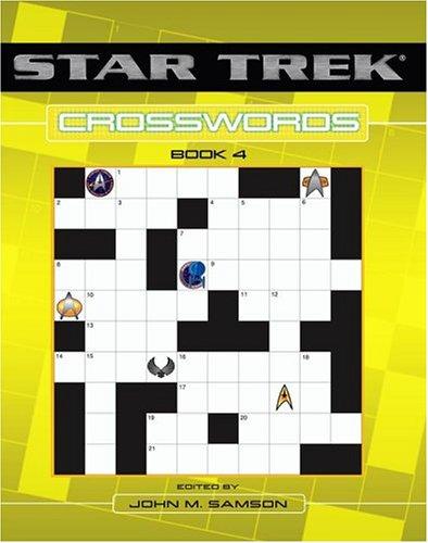 Star Trek Crosswords – Book 4