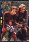 Star Trek Deep Space Nine - Profiles Card 25