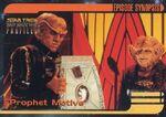 Star Trek Deep Space Nine - Profiles Card 66