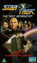 TNG vol 67 UK VHS cover