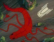 Argo-Wasserriesenschlange