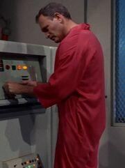 Computertechniker Sternenbasis 11 2267
