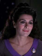 Deanna Troi 2367