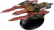 Eaglemoss QUGH Class Destroyer