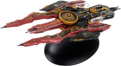 Eaglemoss QUGH Class Destroyer