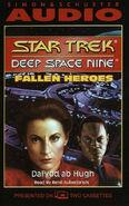 Fallen Heroes audiobook, cassette