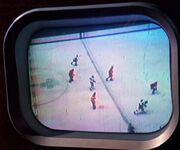 Hockey on television