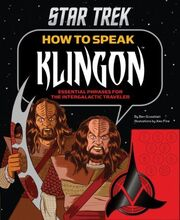 How to Speak Klingon cover