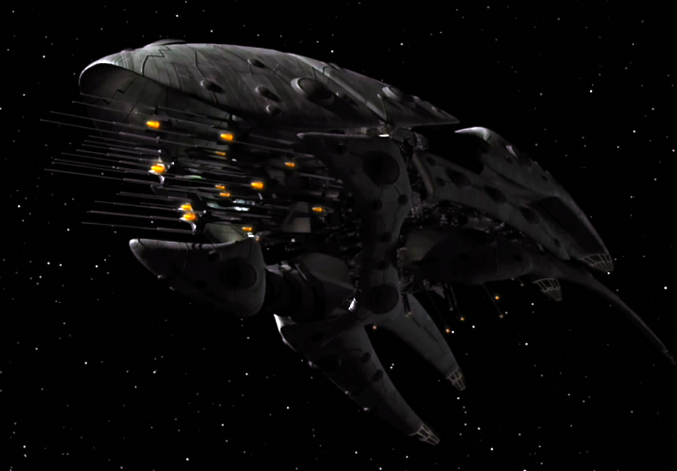 Romulan Drone Ship
