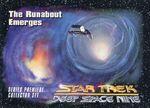 Star Trek Deep Space Nine - Series Premiere Card 23