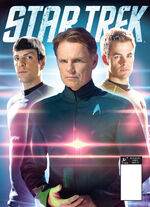 Star Trek Magazine US issue 51 PX cover