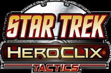 Star Trek Tactics logo