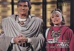 Star Trek The Next Generation - Season Three Trading Card 298