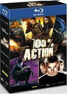 Star trek (blu-ray film 2009) coffret action