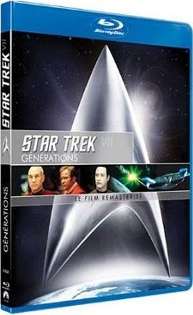 Star trek générations (blu-ray) 2009