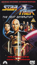 TNG vol 2 UK VHS cover