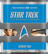 TOS-R Season 2 DVD cover