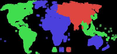 BD Regions