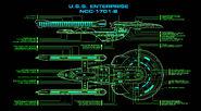 Excelsior class refit MSD
