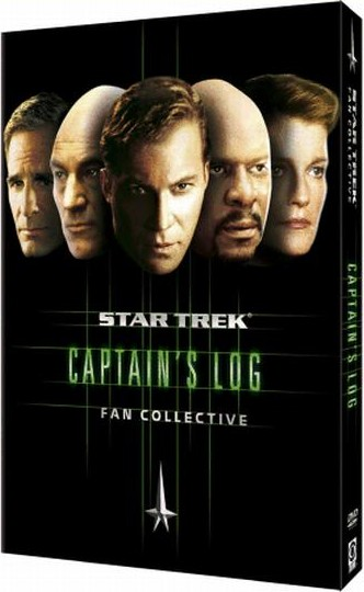 Fan Collective Captain's Log DVD