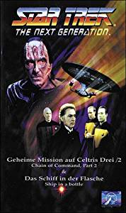 Geheime Mission auf Celtris Drei 2 – Das Schiff in der Flasche