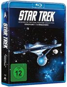 Legends of The Final Frontier Collection Blu-ray box German variant