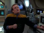 O'Brien an Bord der Rio Grande