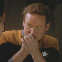 O'Brien as Tobin Dax