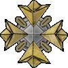 Rangabzeichen Admiral 2280er bis 2350er