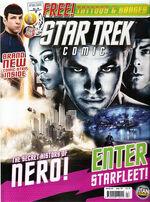 Star Trek Comic issue 2 cover