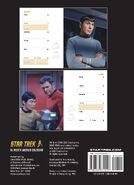 Star Trek Engagement Calendar 2017 back