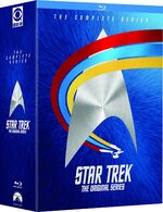 Star Trek the Original Series the Complete Collection blu-ray