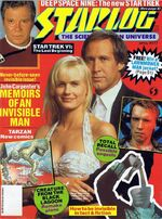 Starlog issue 177 cover